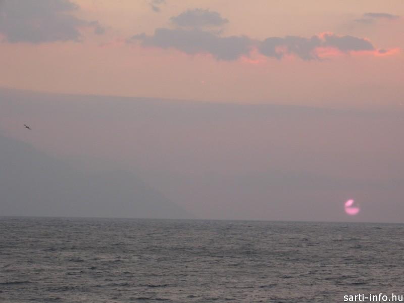 Vörös napkorong