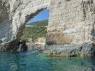 A Kék Barlangok, Zante