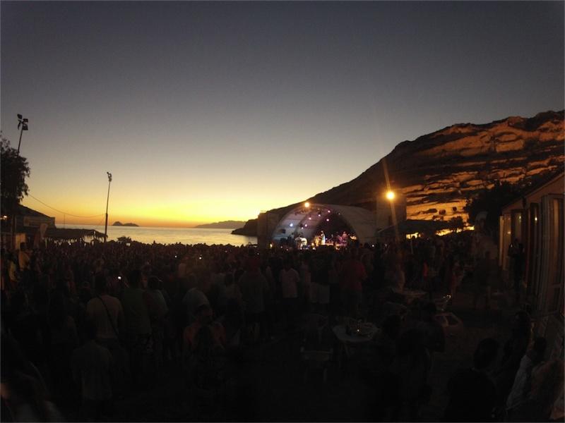 Matala Beach Fesztivál, Fotó: matalabeachfestival.com