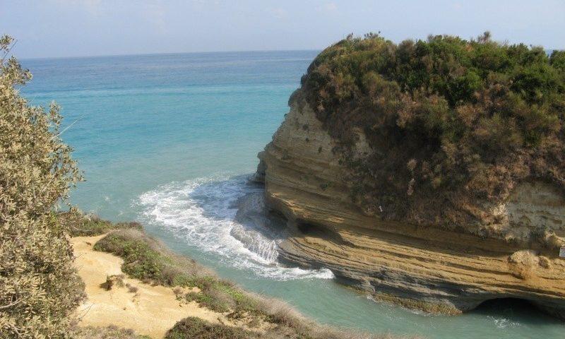 Korfu: Sidari