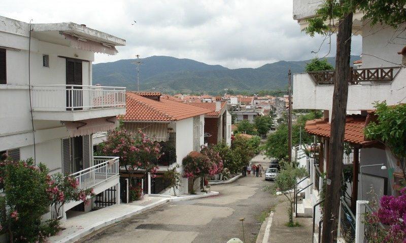Sarti utcarészlet