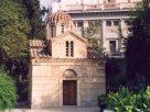 Athén: a házak között