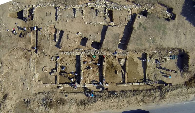 Ásatások Argiloszban