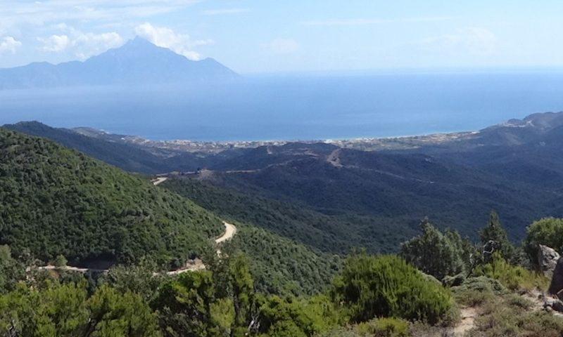 Sarti öböl, Sithonia, Halkidiki