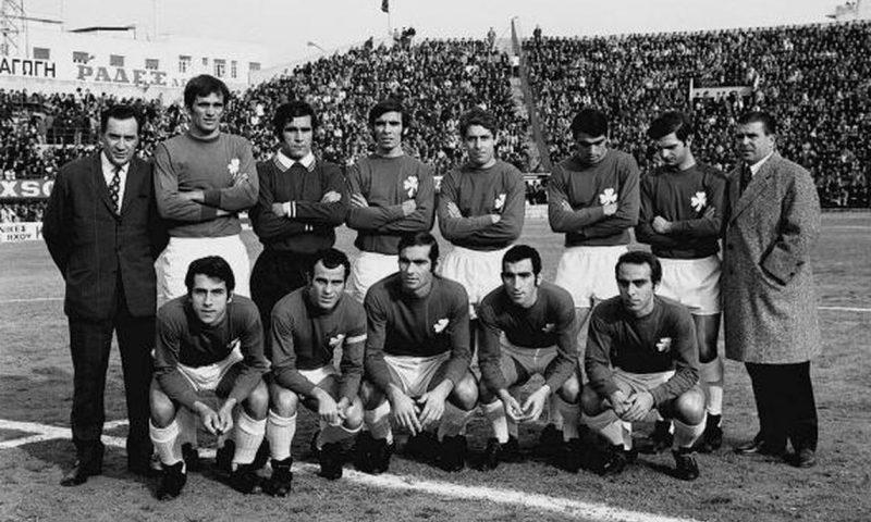 A Panathinaikosz labdarúgócsapat és Puskás Ferenc