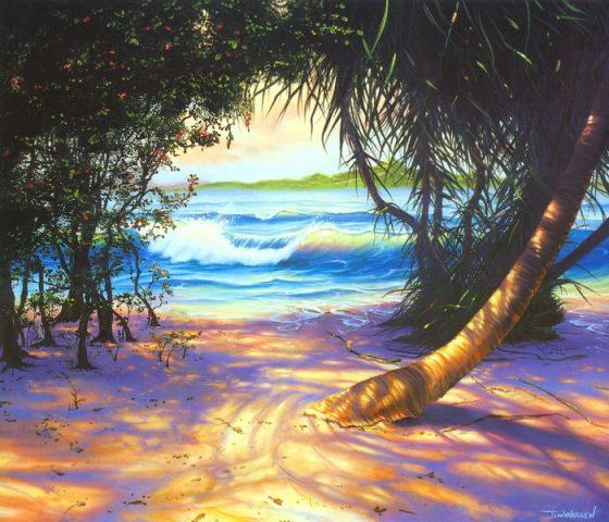 Jim Warren - Caribbean View