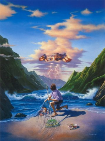 Jim Warren - Dont Mess with Mother Nature