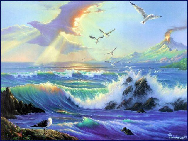 Jim Warren - Enchanted Sea
