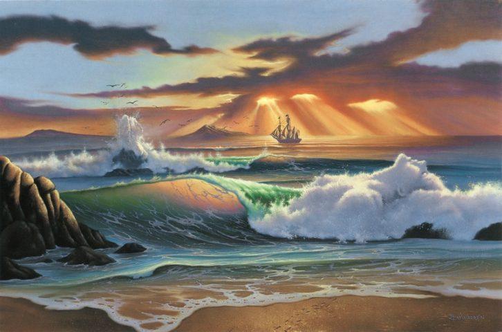 Jim Warren - Fanta Sea