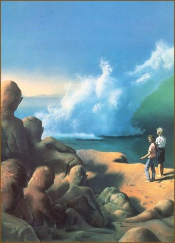 Jim Warren - Land and Sea