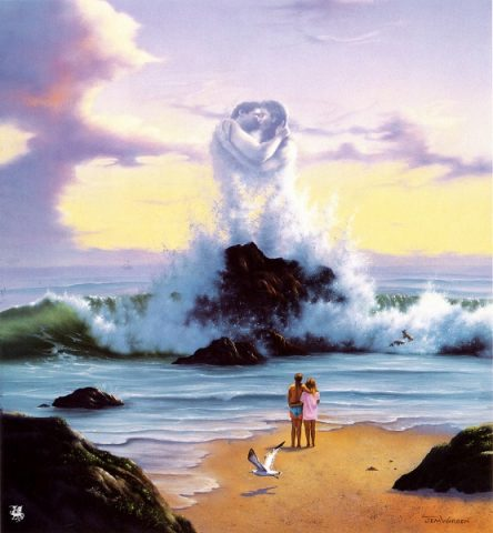 Jim Warren - Sea of Love