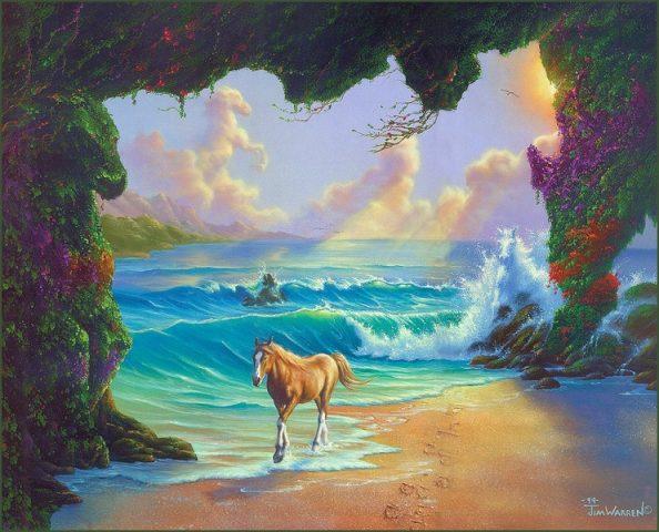 Jim Warren - Seven Horses