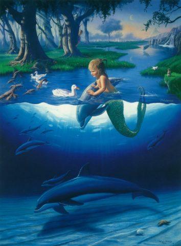 Jim Warren - The Littlest Mermaid