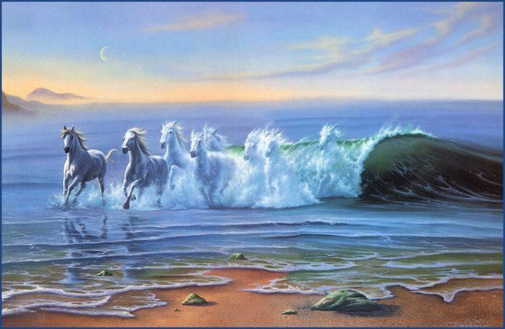 Jim Warren - Wild Waters