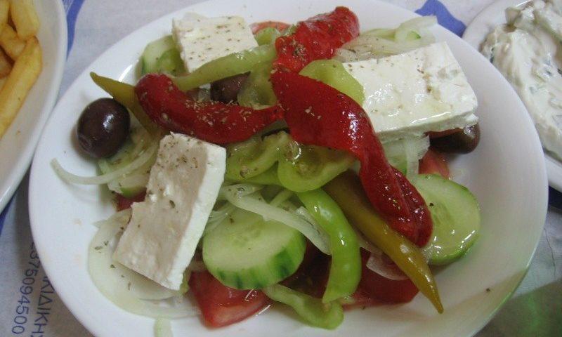 Görög saláta (Horiateki)