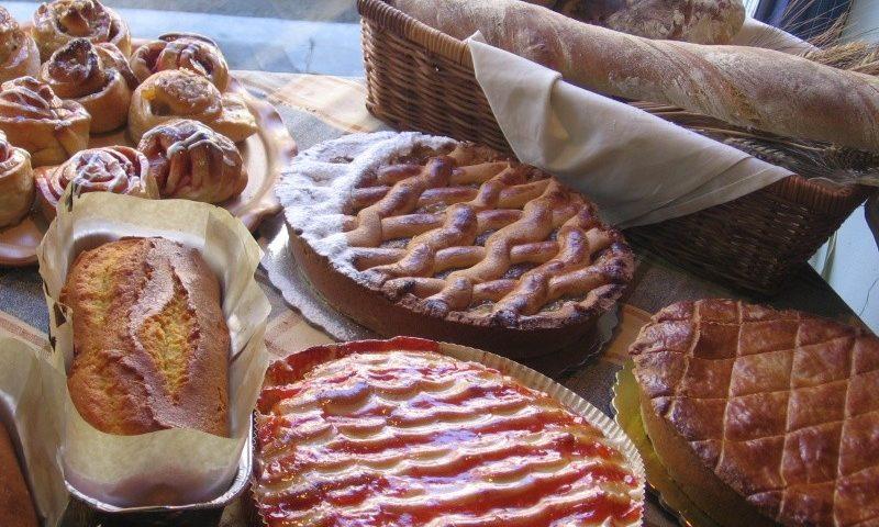 Görög péksütemények