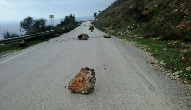 Kefalonia: földrengés után