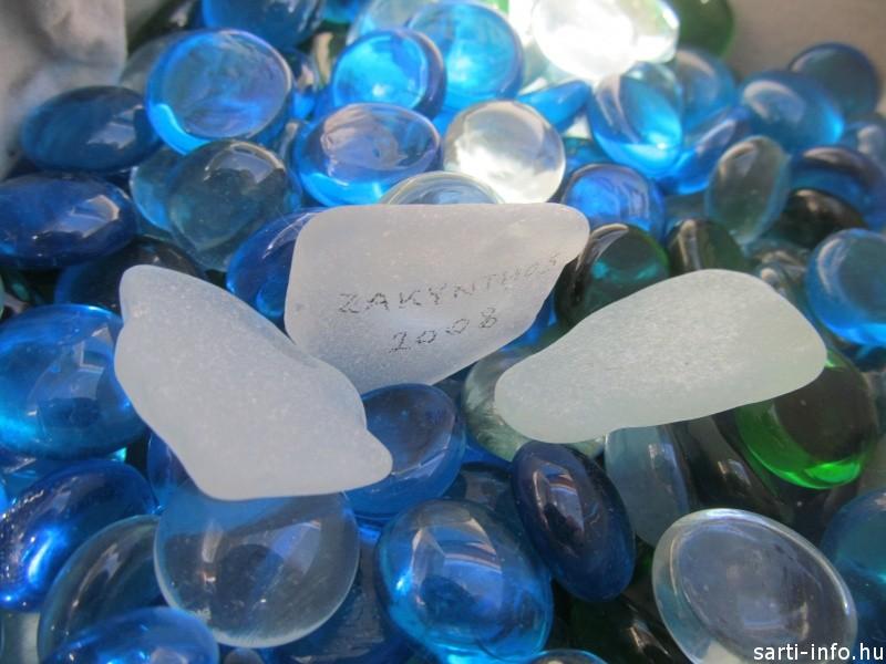 Tengeri üveg