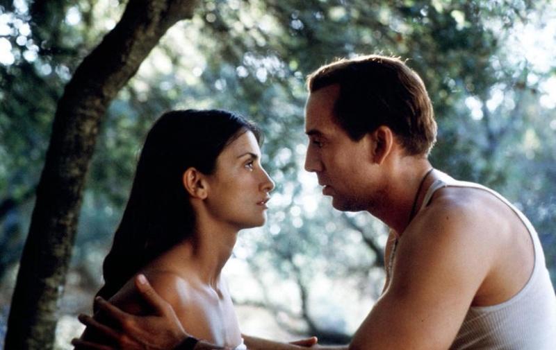 Penelope Cruz és Nicolas Cage