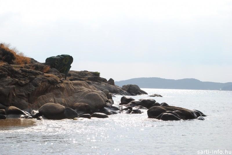 Ragyogó sziklák