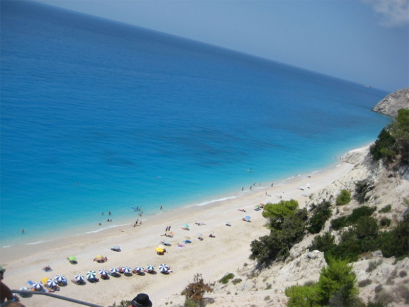 Egremmi Beach, Lefkada