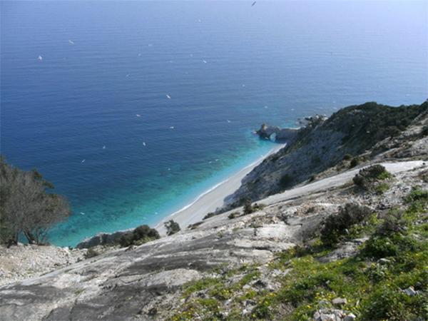 Lalaria Beach, Skiathos (tengerpart)
