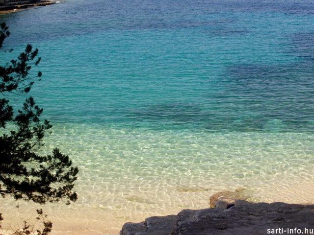 A tenger kék színe