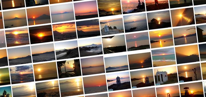 Sarti napfelkelte képek