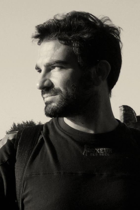 Panaiotis Kruklidis kutató-építészmérnök