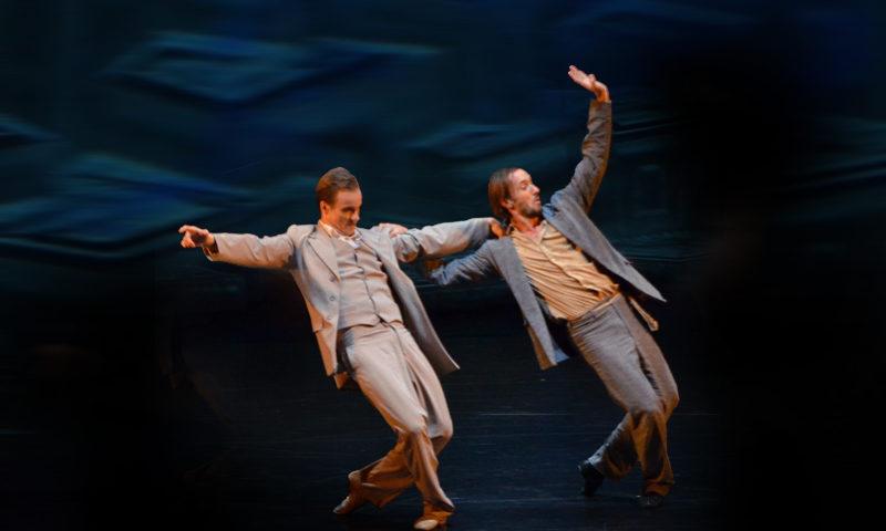 Zorba a görög táncelőadás