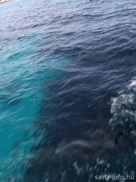Kék vizeken
