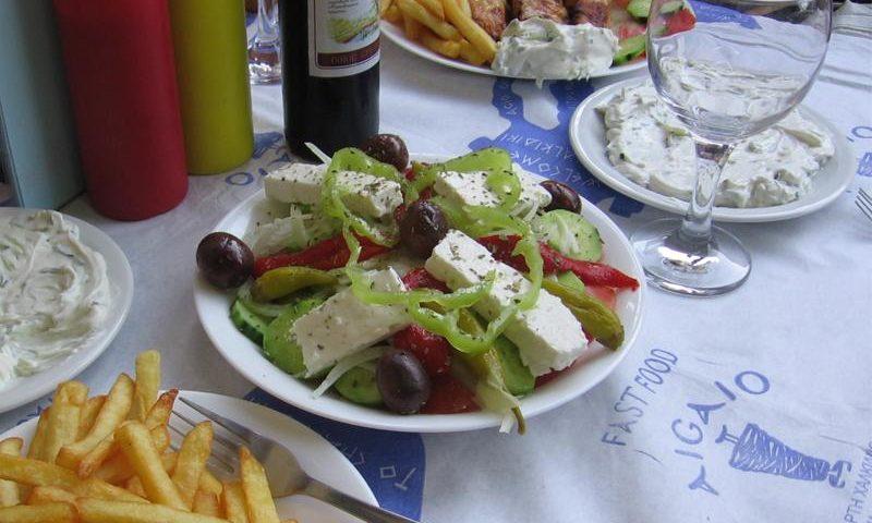 Görög ételek