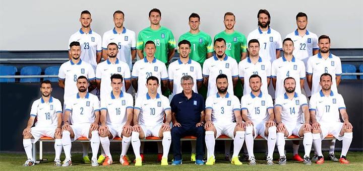 A Görög labdarúgó-válogatott 2014
