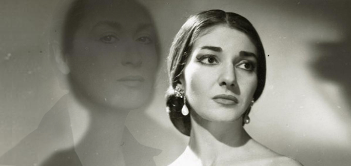 Maria Callas - Meryl Streep