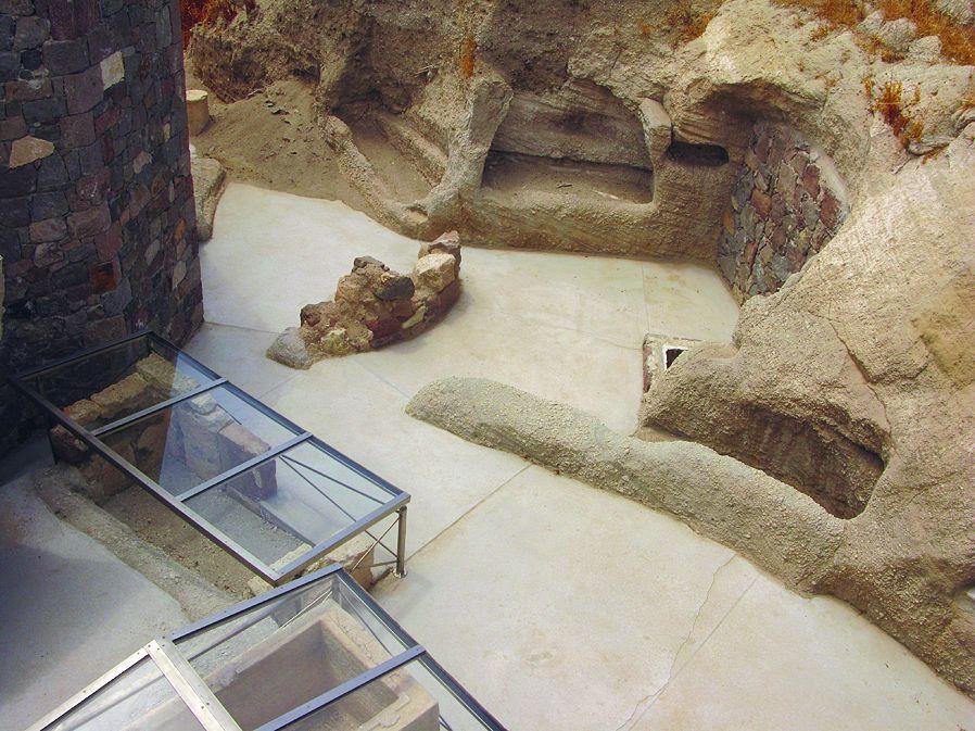 A Miloszi Katakombák