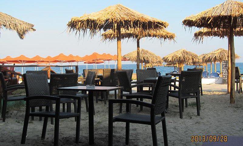 Tengerparti bár, Sarti