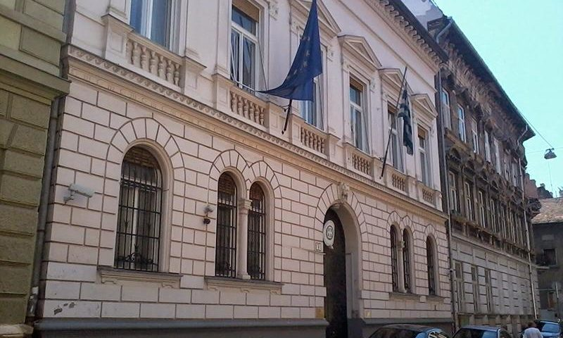 Görög Nagykövetség, Budapest