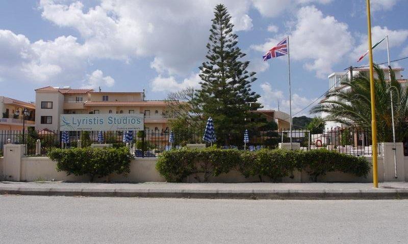 Lyristis Aparthotel, Faliraki