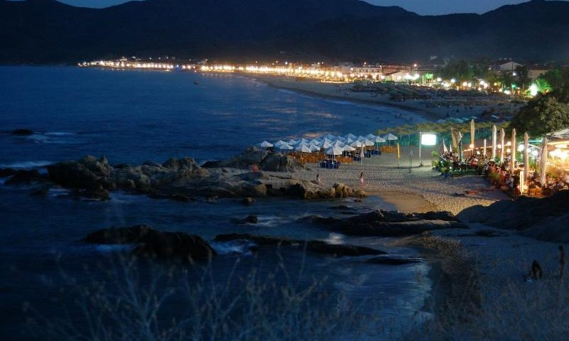 Görögország 2014, Sarti panoráma