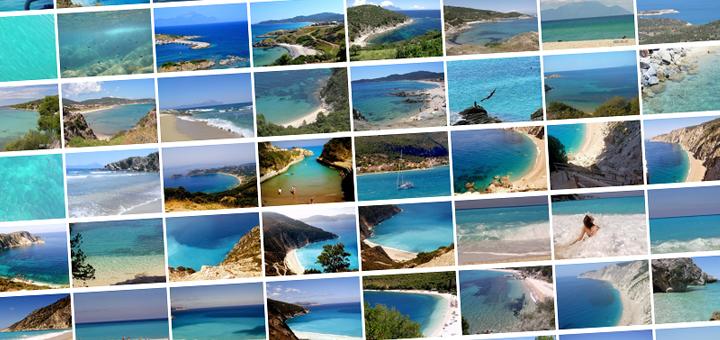 Kék színű Görögország