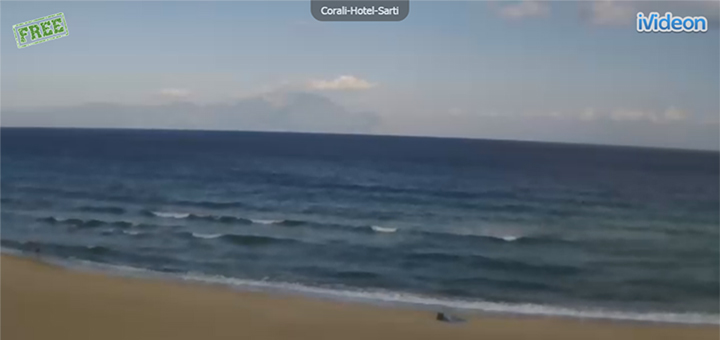 Corali Hotel Webkamera