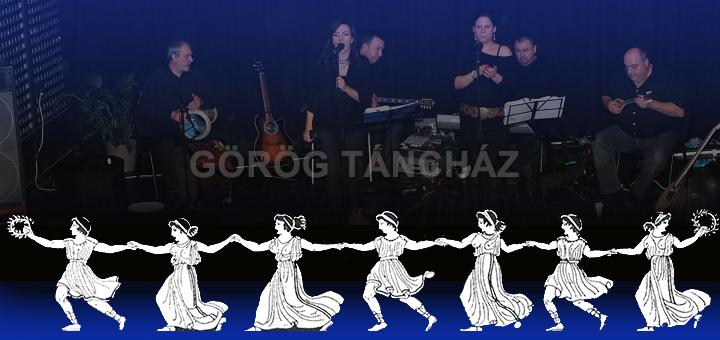 Görög táncház