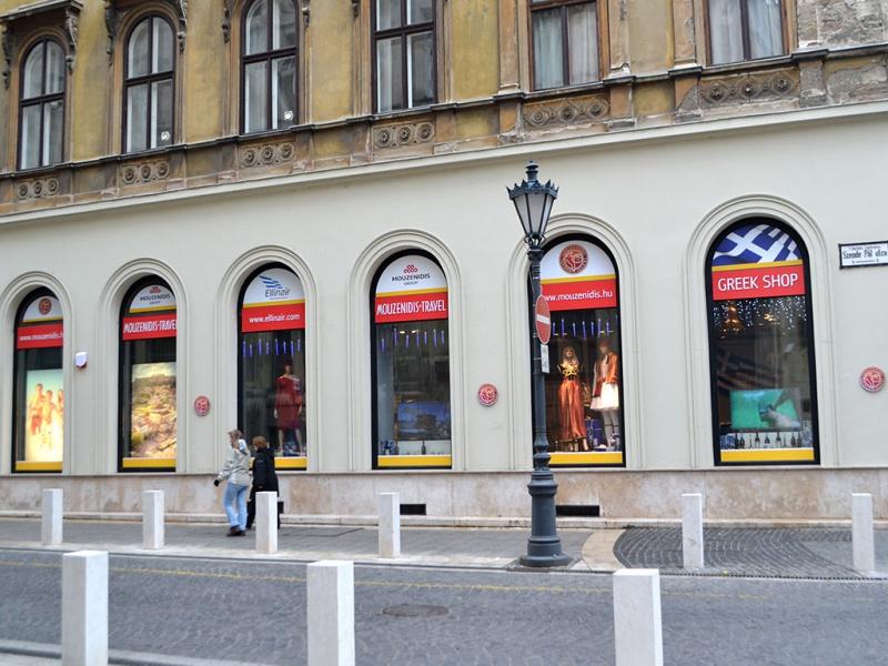 Mouzenidis Travel iroda