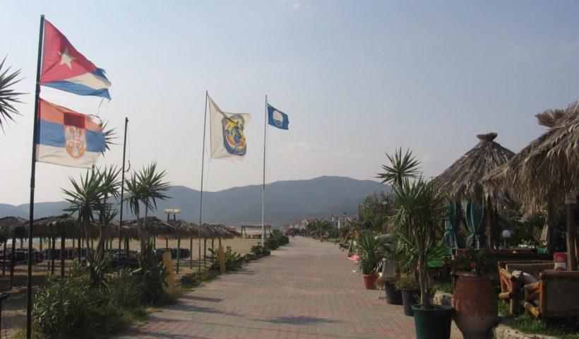 Sarti tengerparti sétány