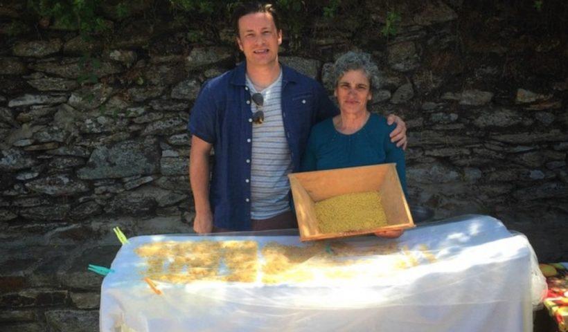 Jamie Oliver és Maria asszony