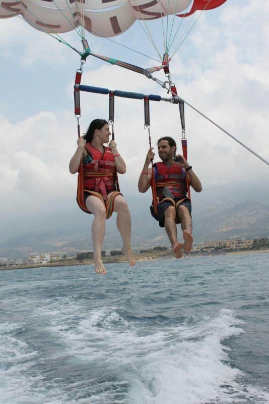 parachute kretan
