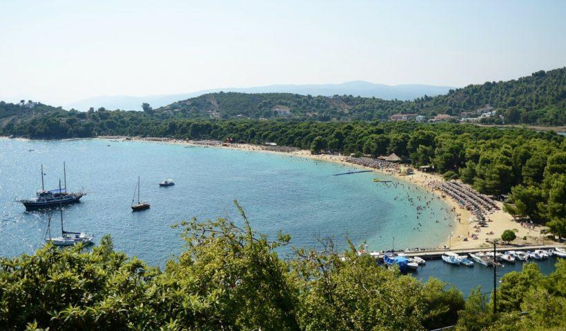 Kukunariesz Szkiathosz sziget, Görögország