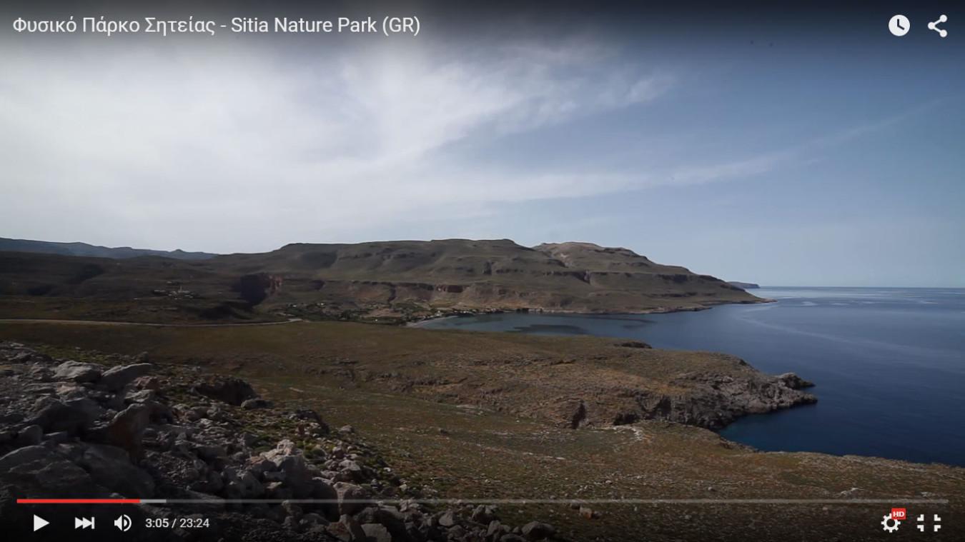 Szítia Nemzeti Park, Kréta
