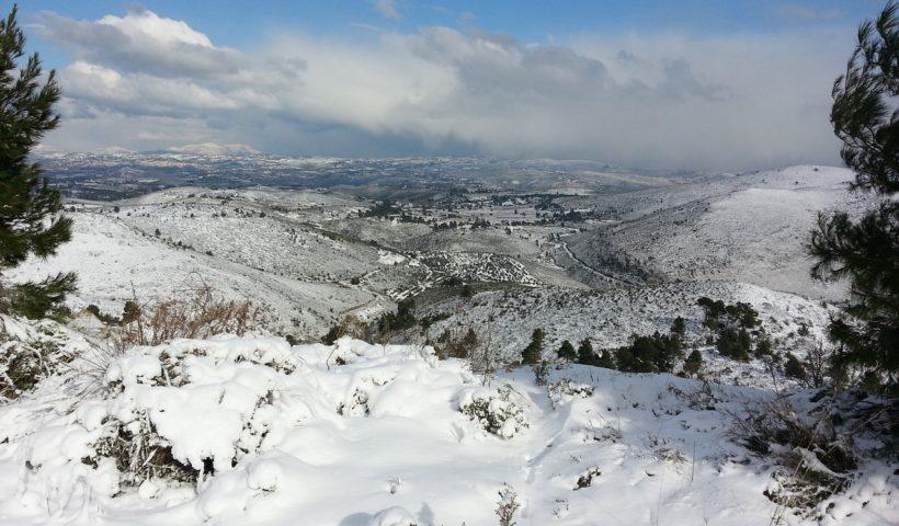 Téli Görögország