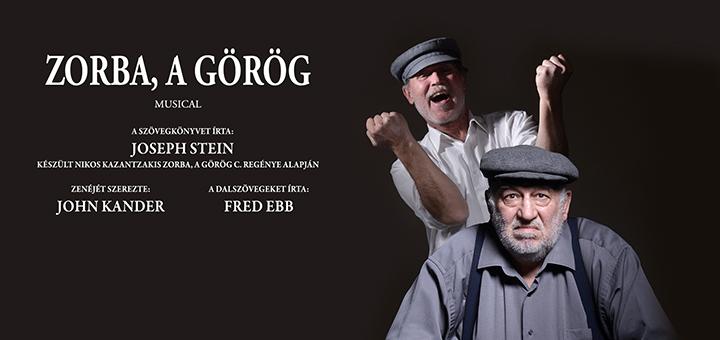 Zorba a görög Musical